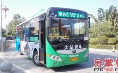 惠州深惠2支线公交车路线