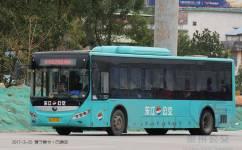 惠州208路公交车路线