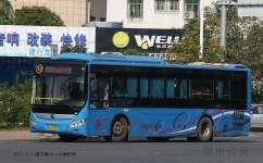惠州12路公交车路线