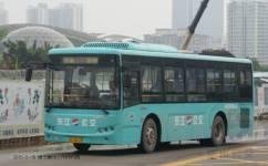 惠州201路公交车路线