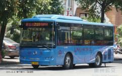 惠州21路公交车路线