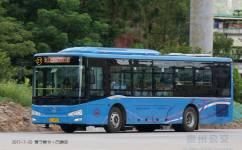 惠州27路公交车路线