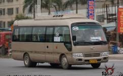 惠州330路公交车路线
