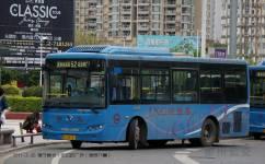惠州52路公交车路线