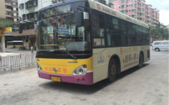 江门811路公交车路线