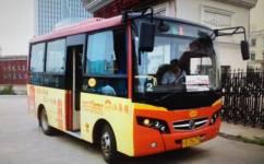 江阴106路公交车路线
