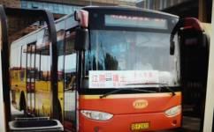 江阴122路公交车路线