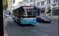 江阴33路公交车路线