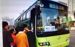江阴江阴-靖江城际公交公交车路线