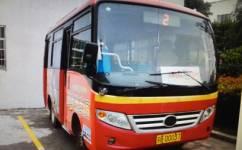 江阴121路公交车路线