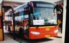 江阴201路公交车路线