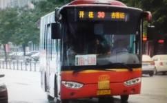江阴30路公交车路线