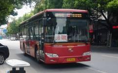 江阴8路公交车路线