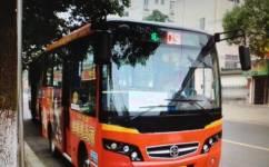 江阴109路公交车路线