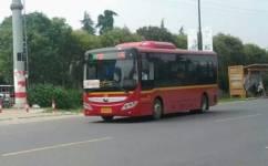 江阴502路公交车路线