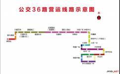江阴36路公交车路线