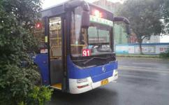 嘉兴91路公交车路线