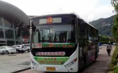 揭阳二环A线公交车路线