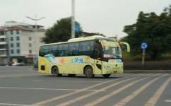 揭阳高铁快线(潮汕站)揭阳市区线公交车路线