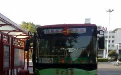 揭阳一环A线公交车路线
