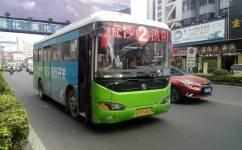 揭阳普宁2路洪阳线公交车路线