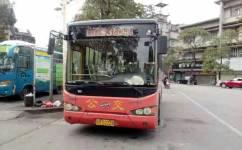 揭阳3路公交车路线