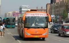 吉林808线公交车路线
