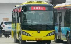 景德镇机场巴士公交车路线