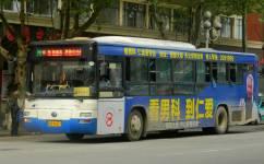 景德镇16路晚班公交车路线