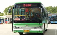 金华808路公交车路线