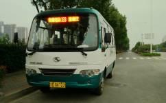 金坛333路公交车路线