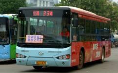 九江33路公交车路线