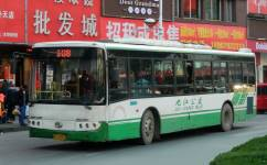 九江108路公交车路线