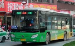 九江106路公交车路线