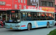 九江101路公交车路线