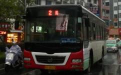 九江2路公交车路线