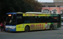 九江5路公交车路线