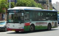 九江22路公交车路线
