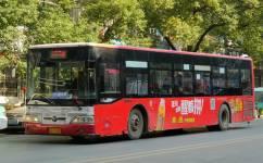九江105路外环公交车路线