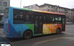 鸡西138线公交车路线