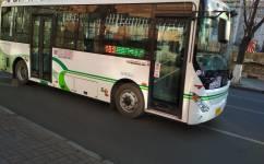 鸡西189线公交车路线