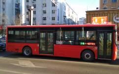 鸡西3线(鸡西——城子河)公交车路线
