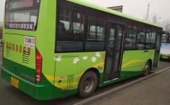 鸡西38线公交车路线