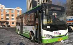 鸡西28线公交车路线