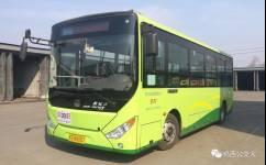 鸡西30线公交车路线