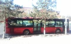 鸡西1线公交车路线