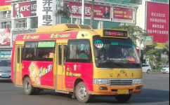 开平617路公交车路线