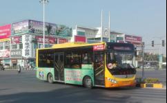 开平607路公交车路线