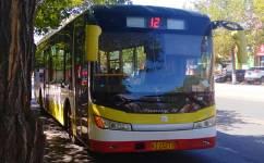 克拉玛依12路 公交车路线