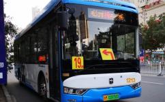 库尔勒19路(支线)公交车路线